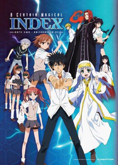 ดูหนังออนไลน์ฟรี Toaru Majutsu no Index Season 1 EP.13 อินเด็กซ์ คัมภีร์คาถาต้องห้าม ปี1 ตอนที่ 13